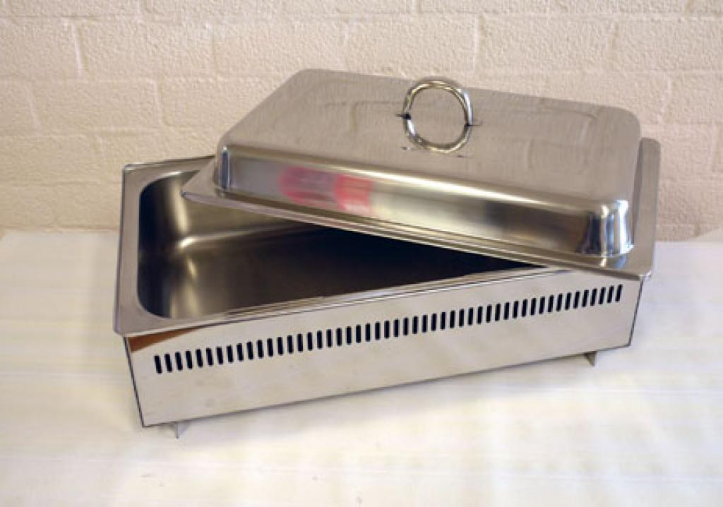 Opzetrand voor Chafing Dish
