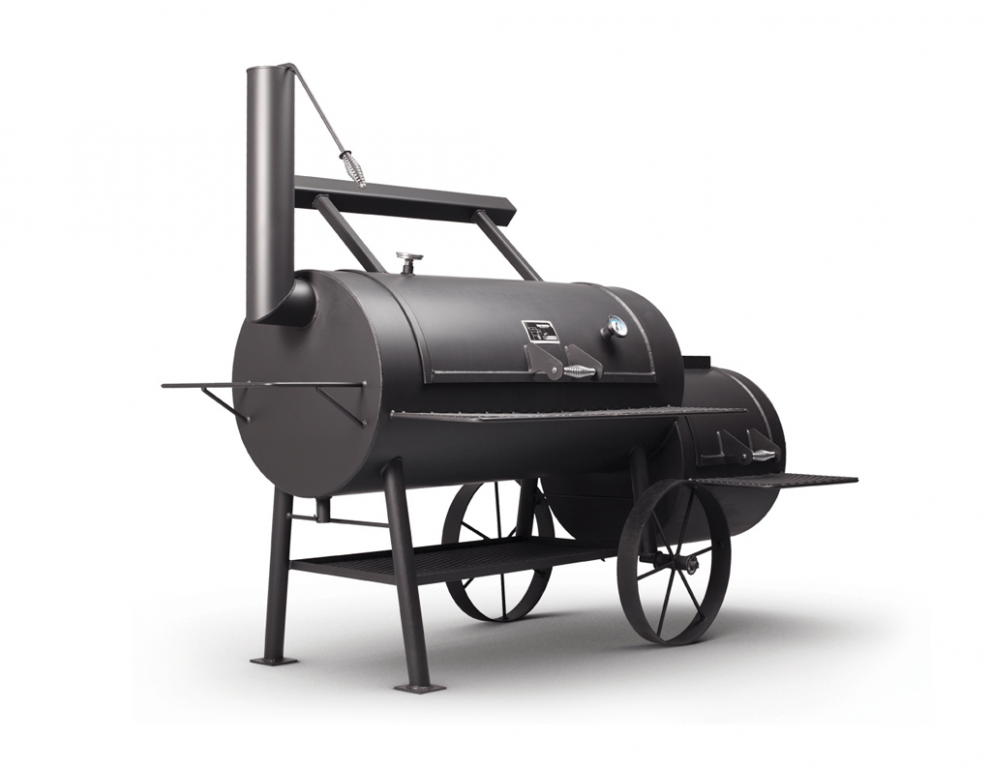 Yoder  Smoker Kingman 24