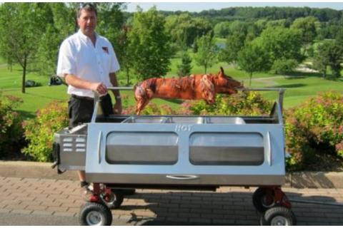 Pig-Out Roaster