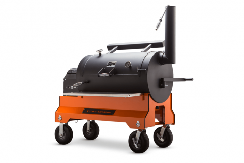 Yoder Smoker Pellet YS1500 Competition Cart